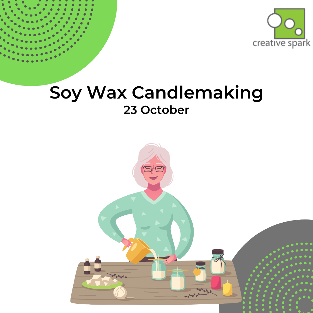 Soy Wax Candlemaking