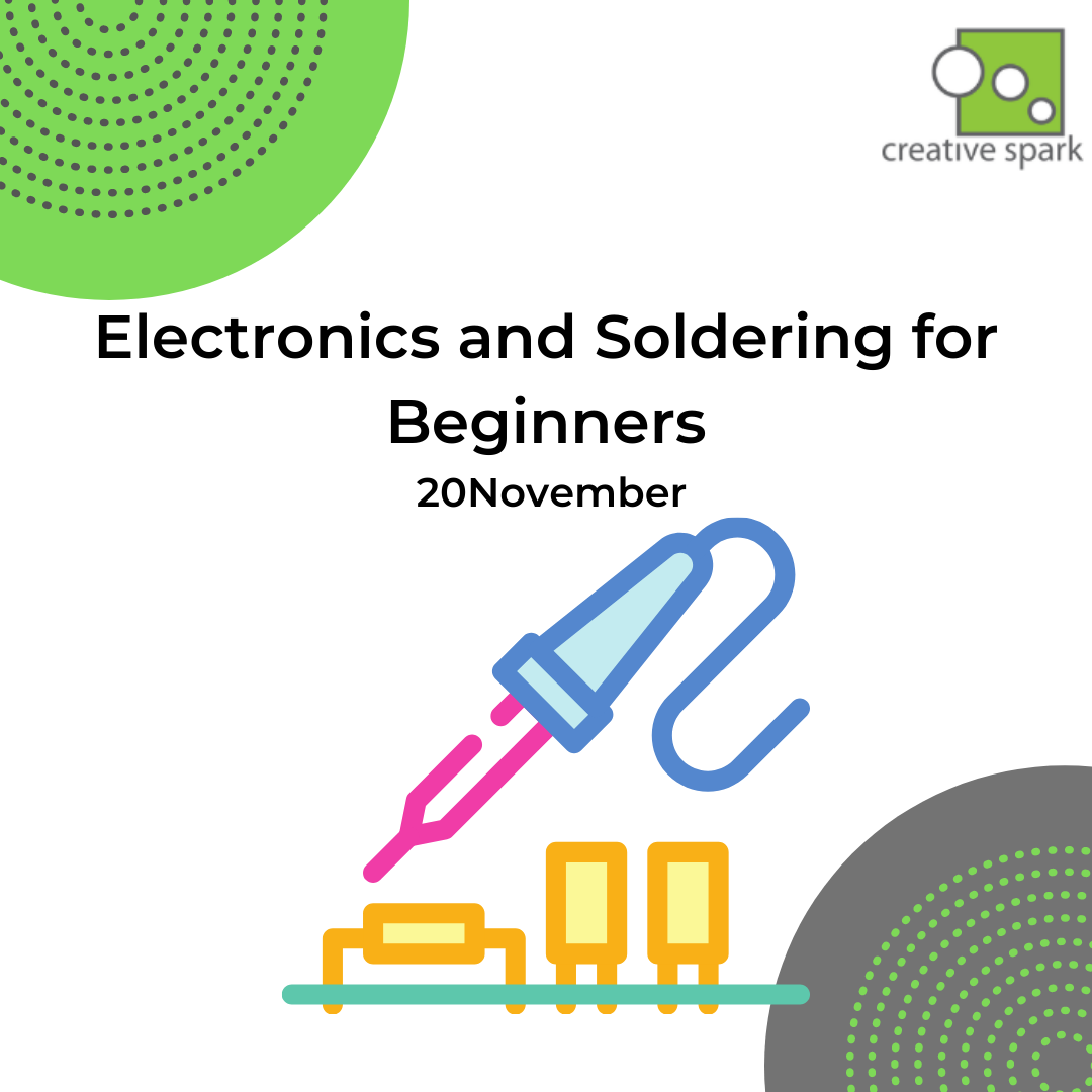 Electronics and Soldering for Beginners