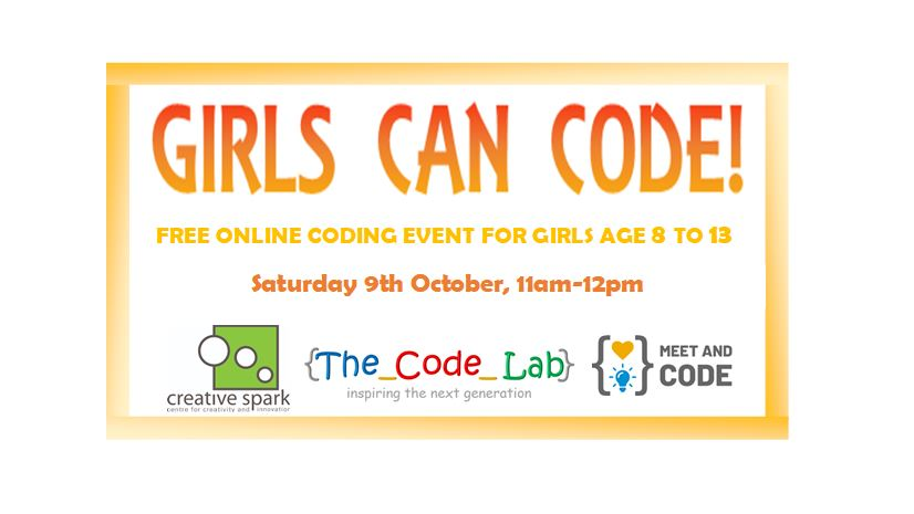 Girls Can Code 2021 Improvers Level