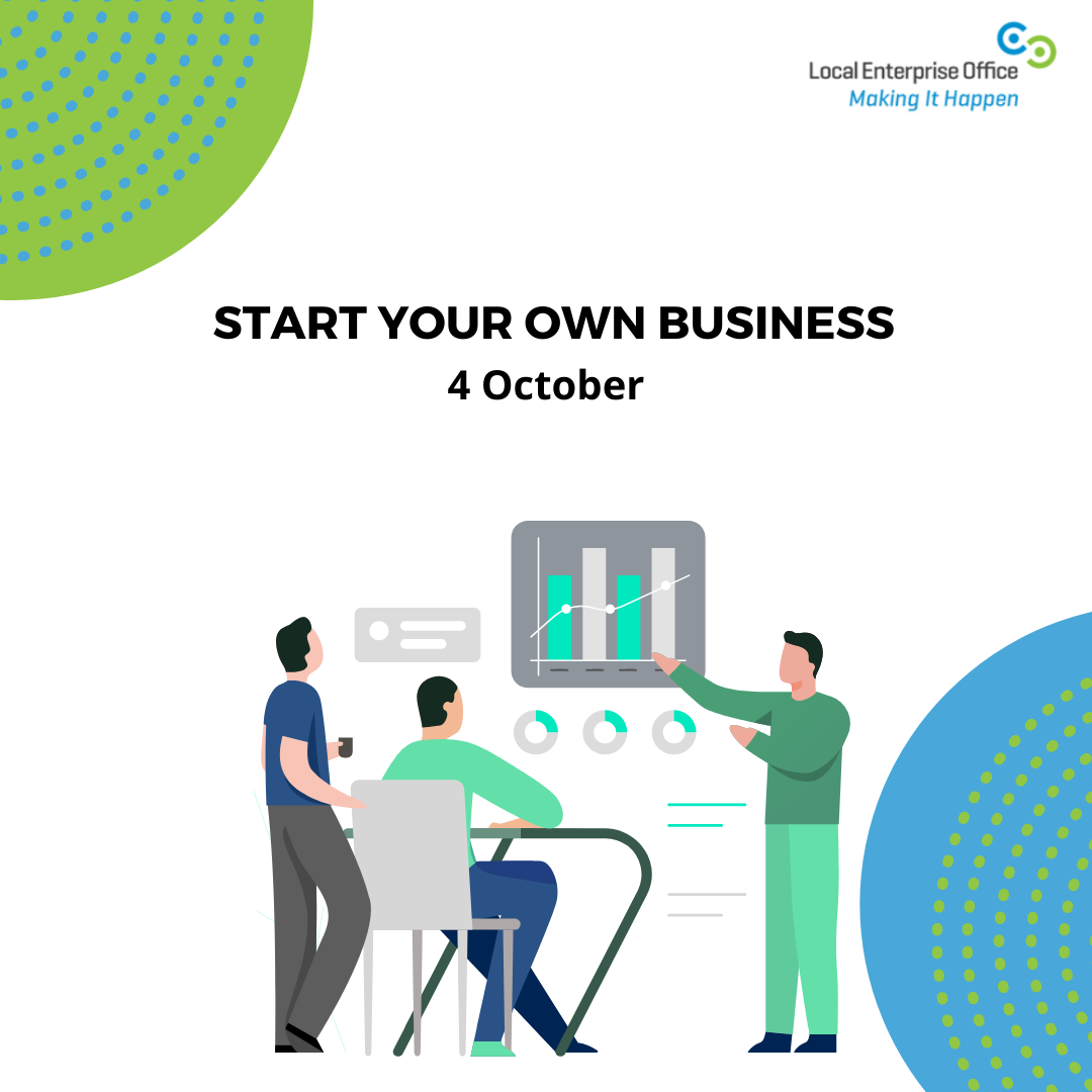 Start Your Own Business October PM