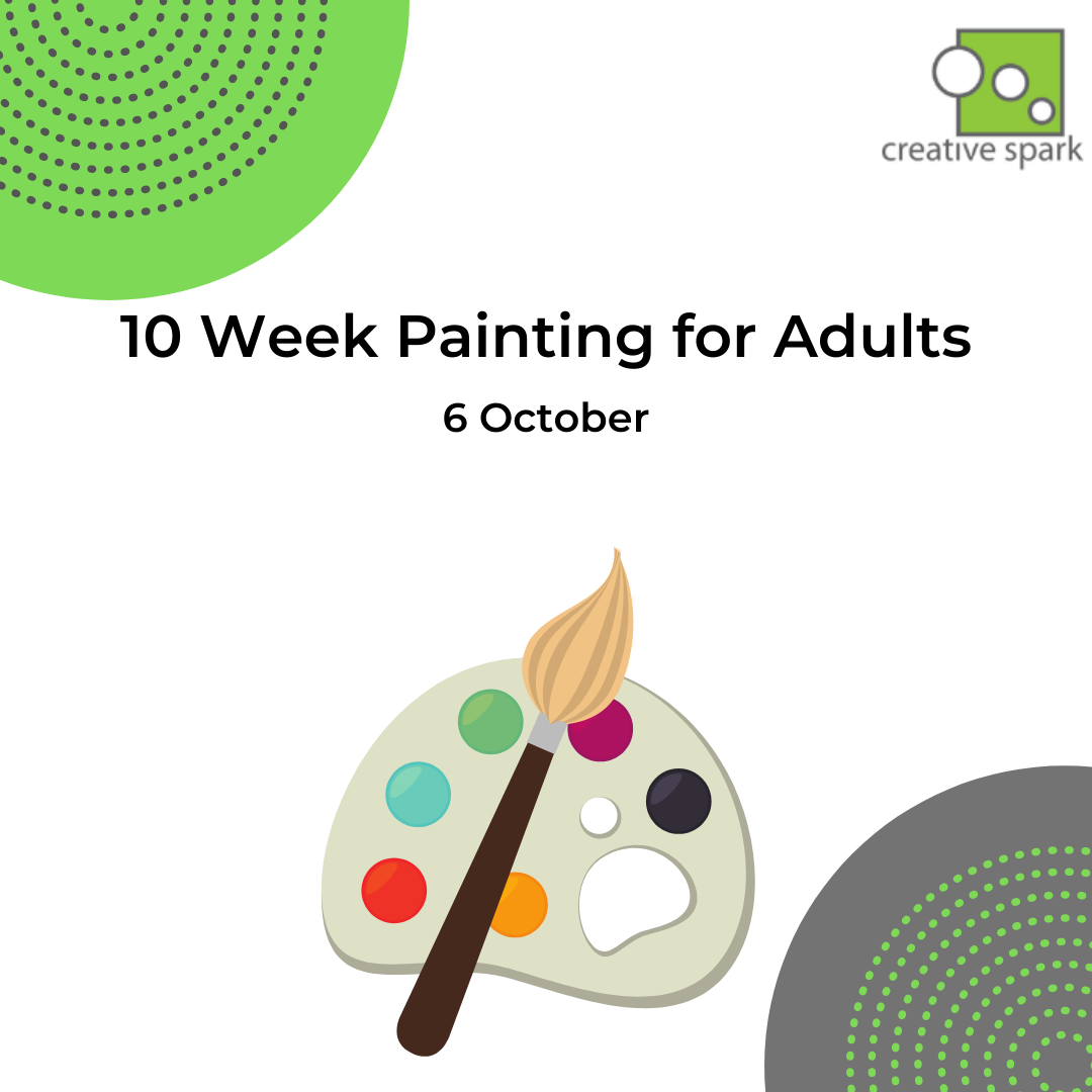 Painting for Adults ages 16  Wednesday