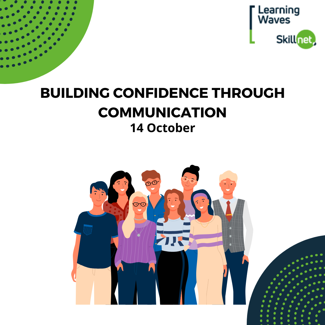 Building Confidence Through Communication