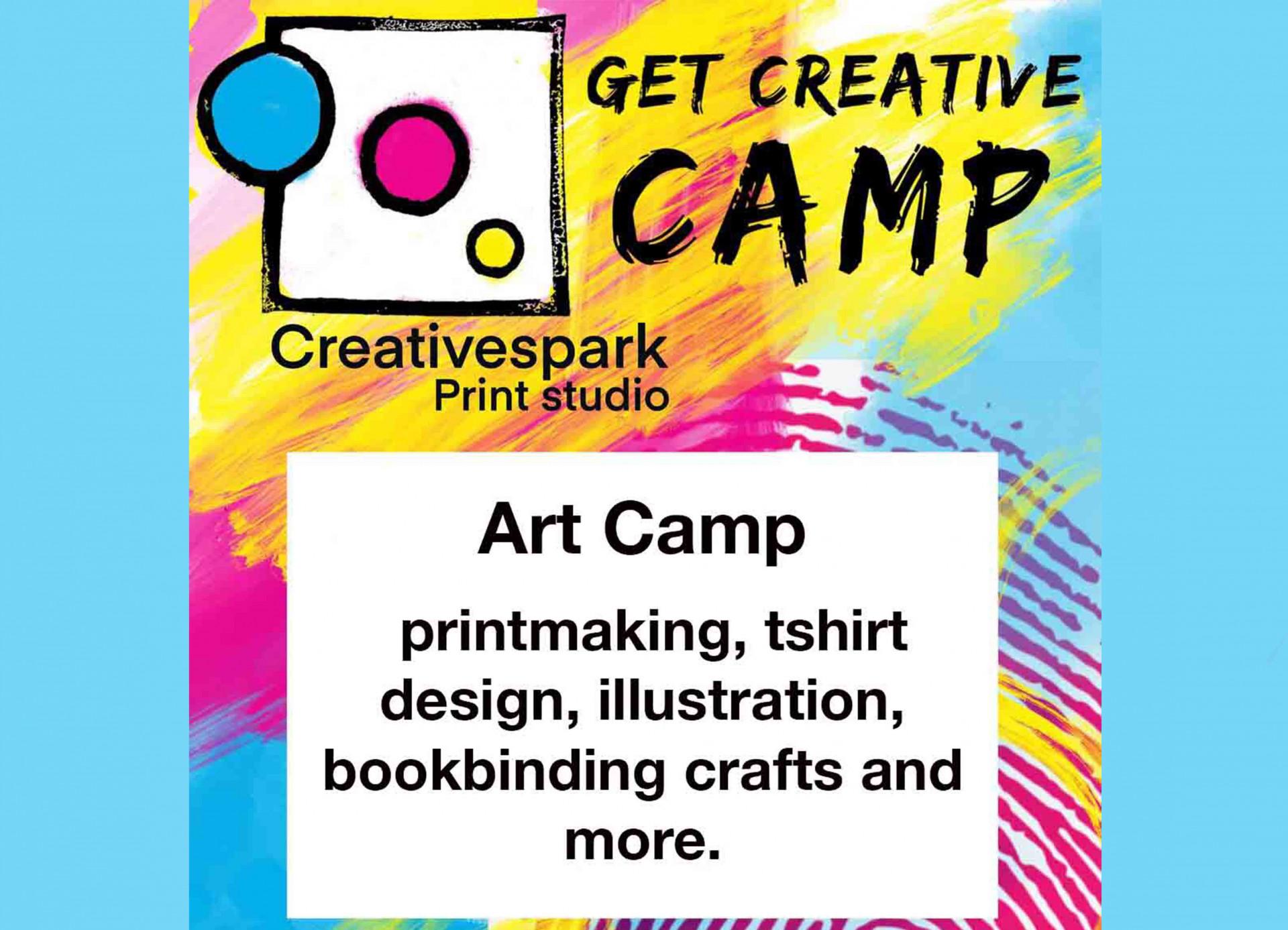 Get Creative Art Camp