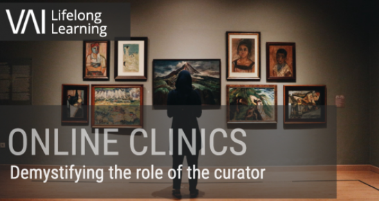 Demystifying the role of the curator Clinic