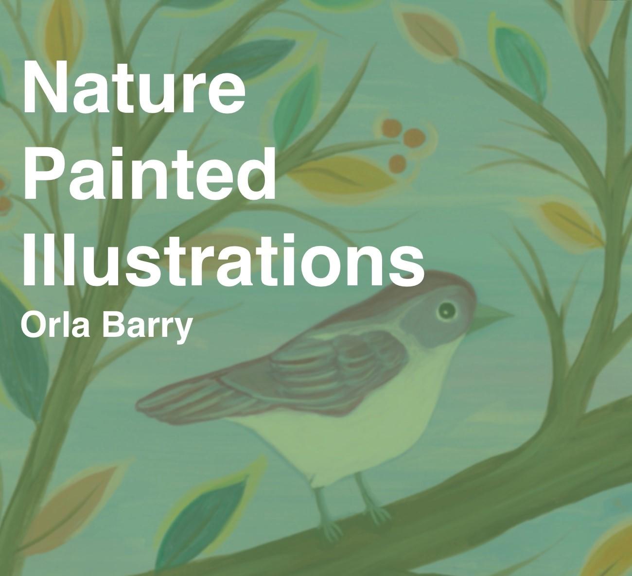 Online Taster Class - Illustrative Painting