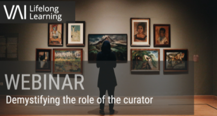 Demystifying the role of the curator