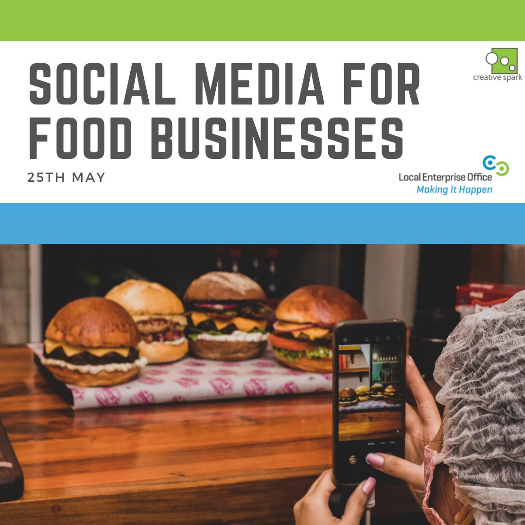 Social Media for Food Businesses
