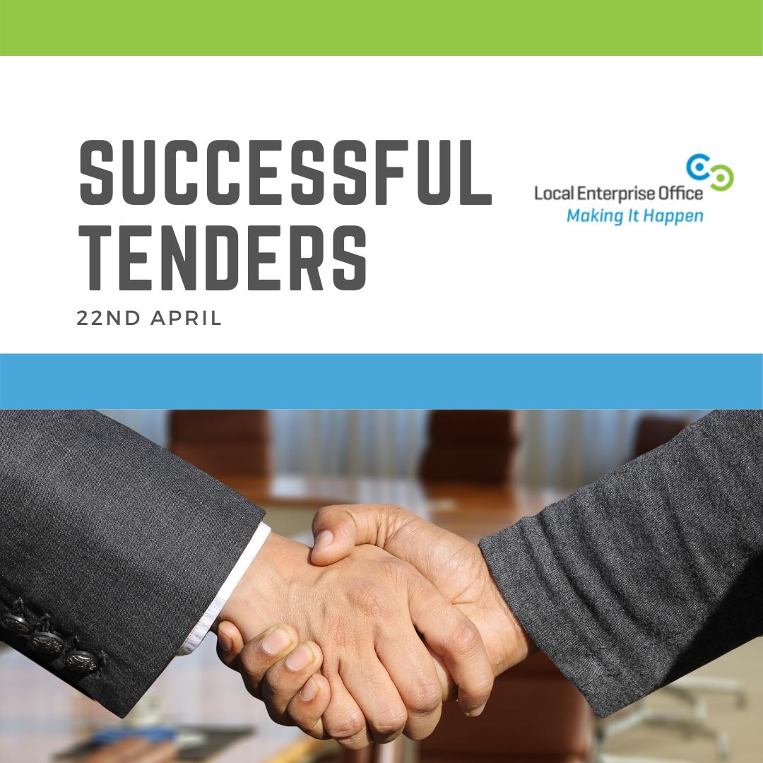 Successful Tenders