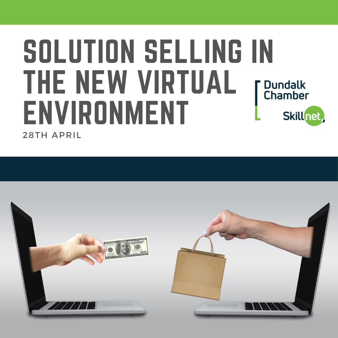 Solution Selling in the New Virtual Environment