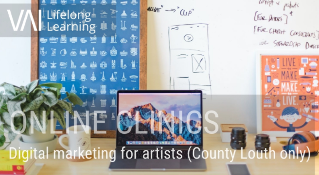 Digital Marketing for Artists (Co. Louth Artists Only)