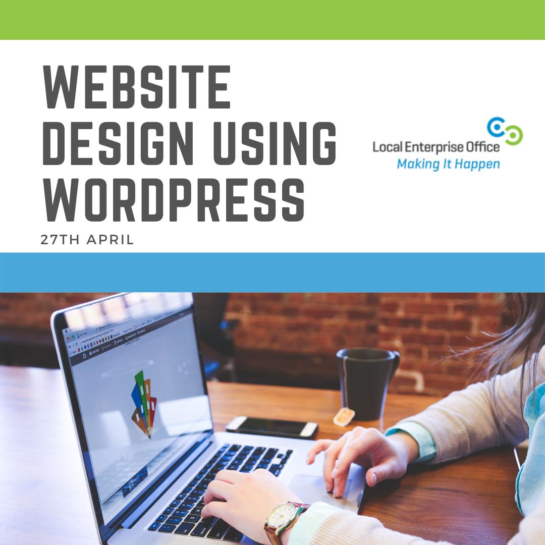 Website Design using Wordpress