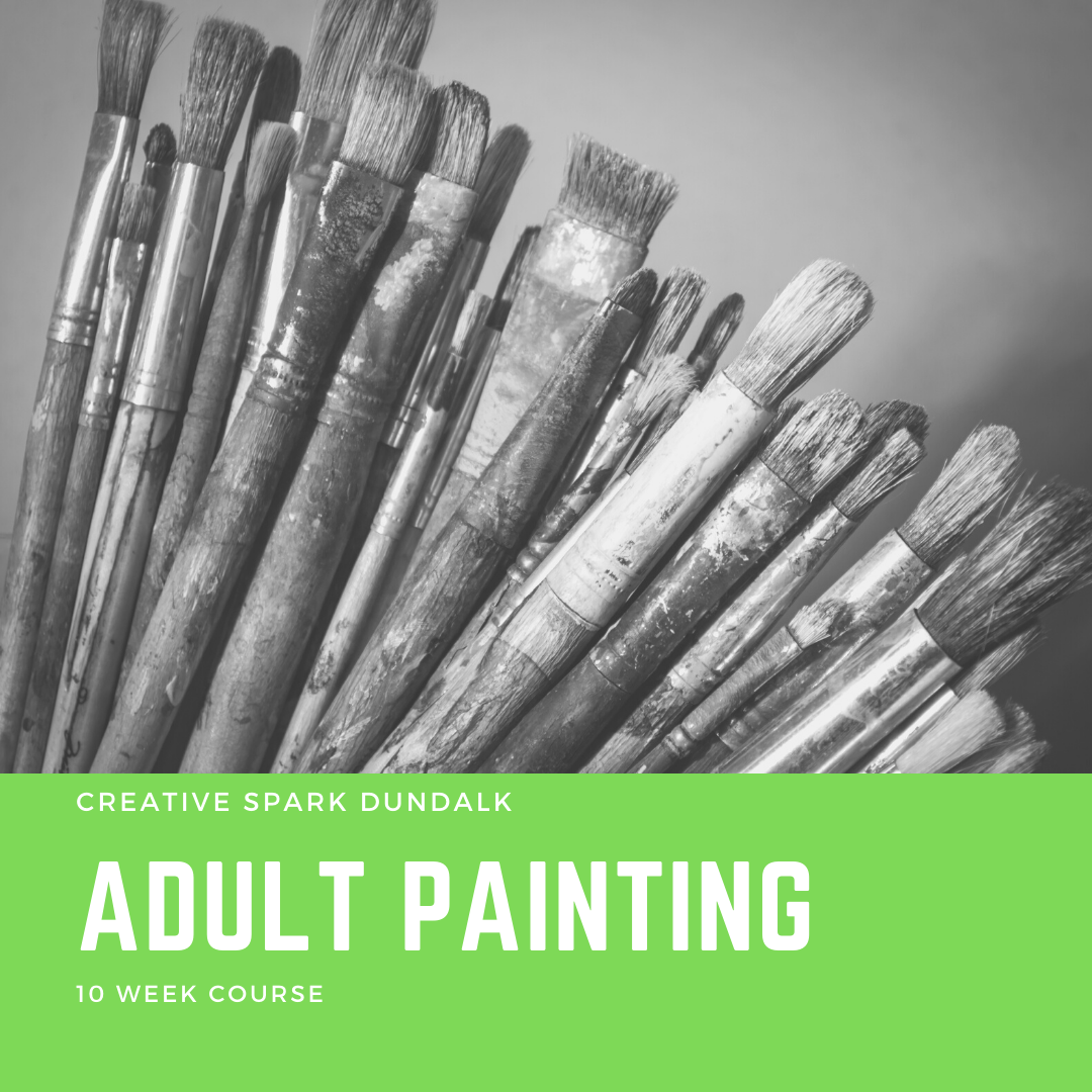 10 Week Adult Painting (Aged16+) Wednesday Slot