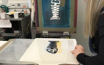 Screen-Print March 2018- **7 PLACES ONLY**