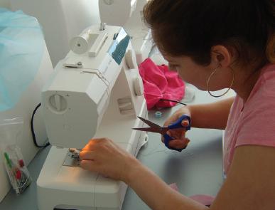 Sewing Machine Projects (adults) Jan 2019