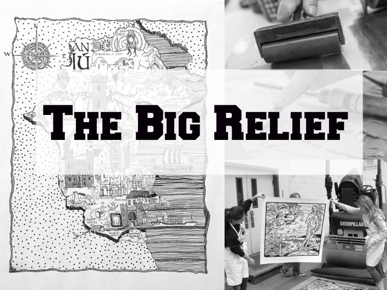 Culture Night 2020-The Big Relief